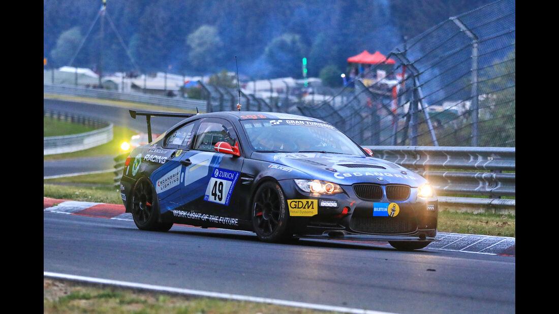 24h-Rennen Nürburgring 2018 - Nordschleife - Startnummer #49 - BMW 335i - Sevurtal Sorg Rennsport - SP8T