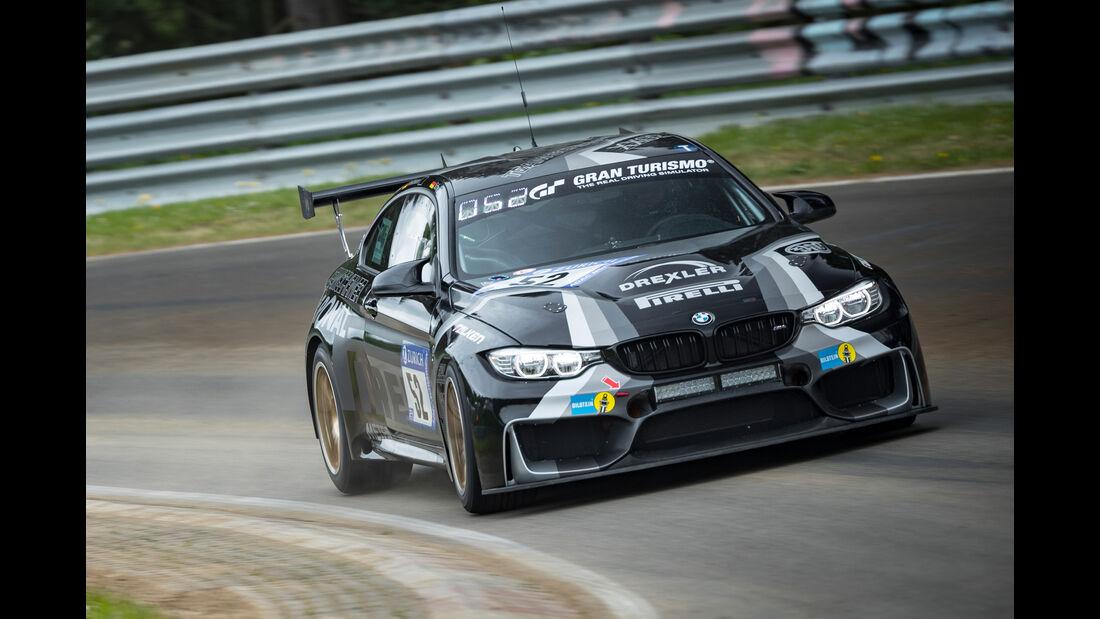 24h-Rennen Nürburgring 2018 - Nordschleife - Startnummer #52 - BMW M4 - Team Schirmer - SP8T