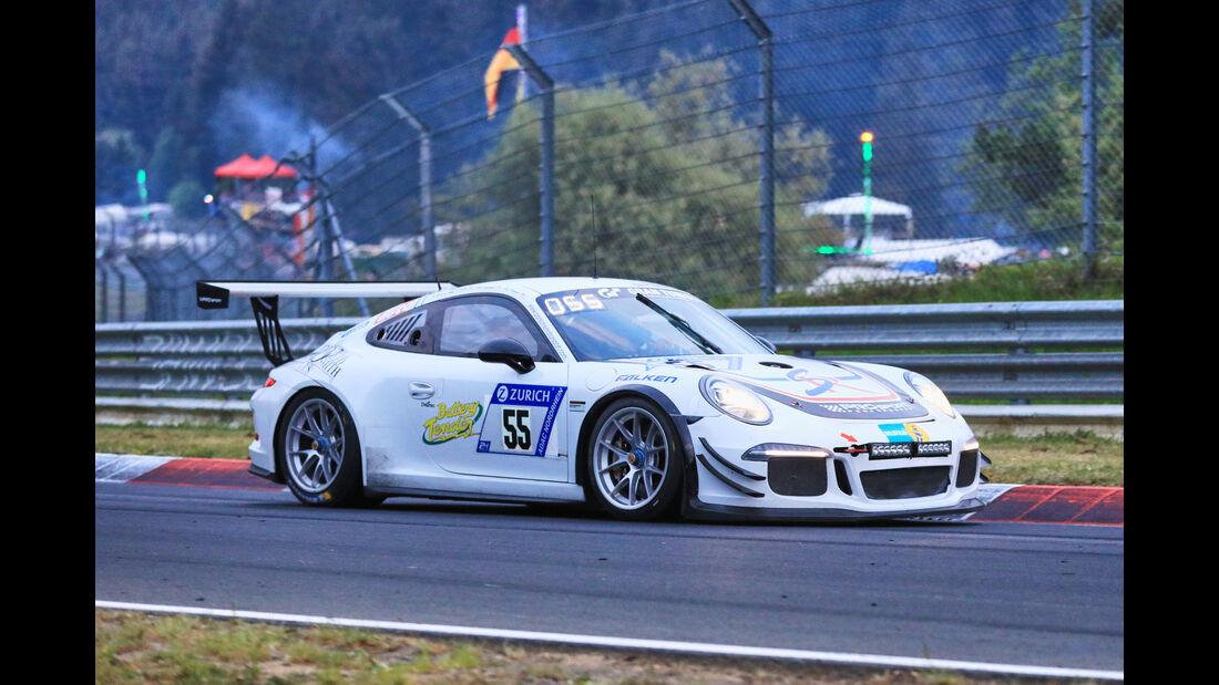 24h-Rennen Nürburgring 2018 - Nordschleife - Startnummer #55 - Porsche 911 GT3 Cup - Prosport-Performance GmbH - SP7