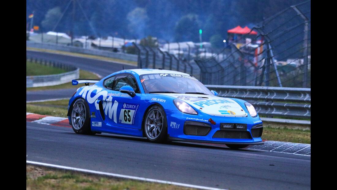 24h-Rennen Nürburgring 2018 - Nordschleife - Startnummer #65 - Porsche Cayman GT4 Clubsport - Proom Racing - SP6