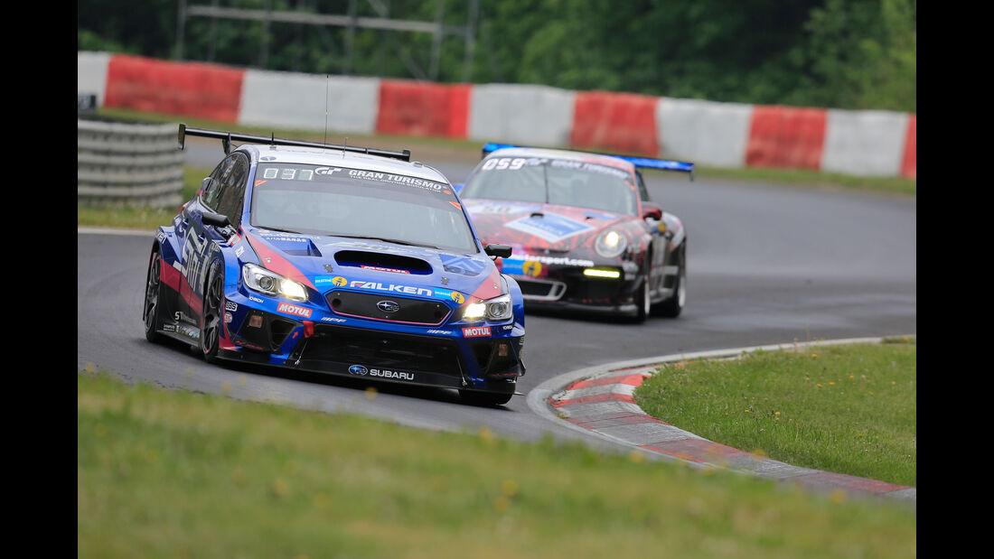 24h-Rennen Nürburgring 2018 - Nordschleife - Subaru WRX STI - Startnummer #90