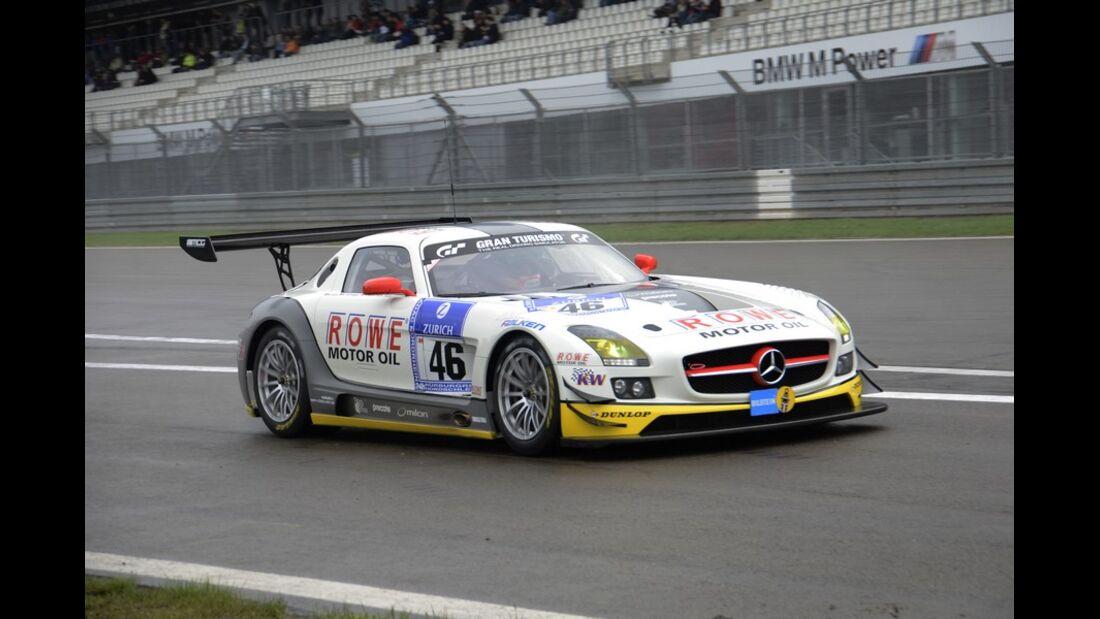 24h-Rennen Nürburgring 2052