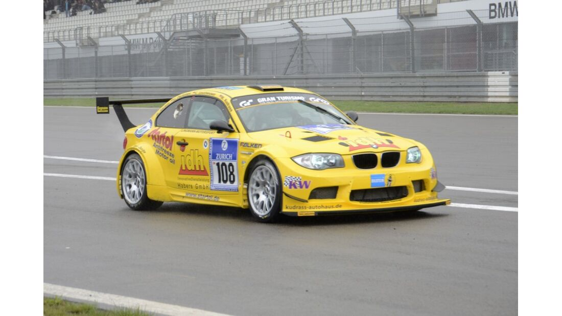 24h-Rennen Nürburgring 2095