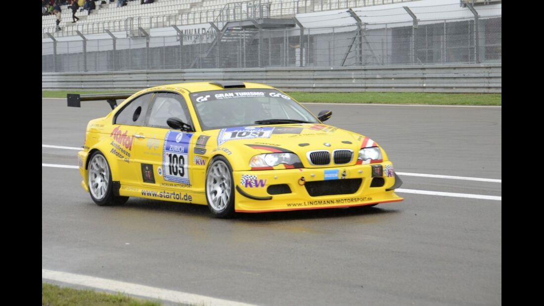 24h-Rennen Nürburgring 2096