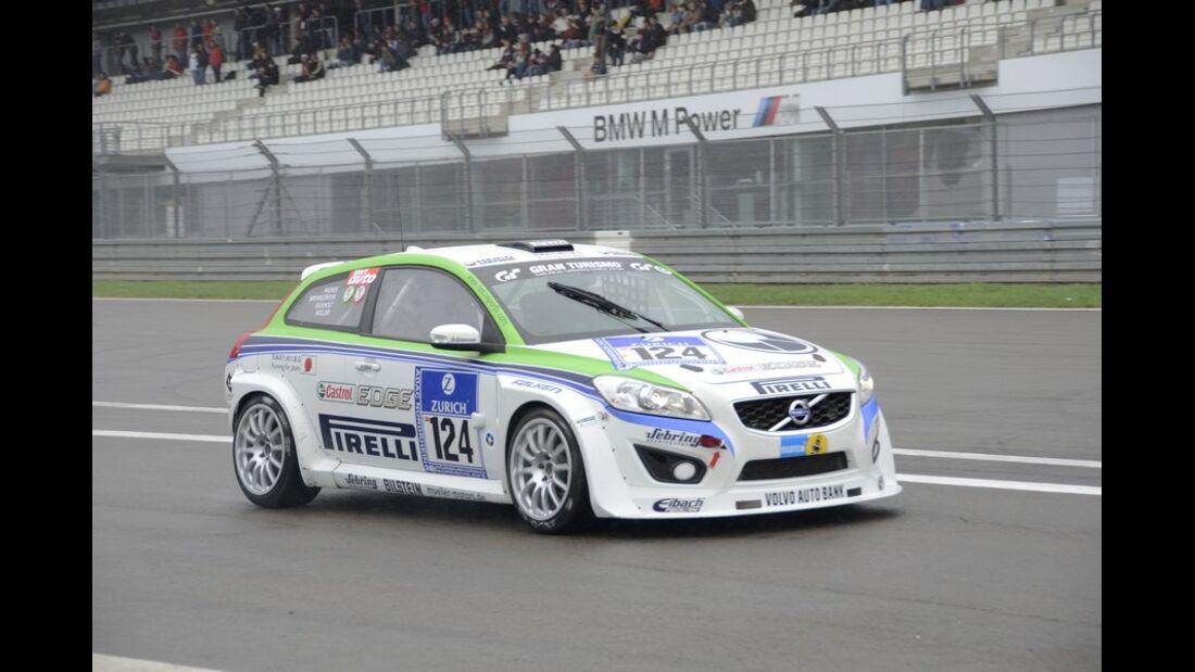 24h-Rennen Nürburgring 2105