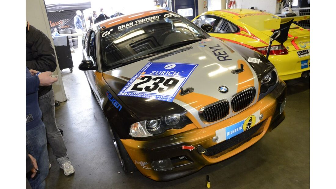 24h-Rennen Nürburgring 2202