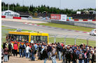 24h-Rennen Nürburgring, Nordschleife, Shuttle-Bus