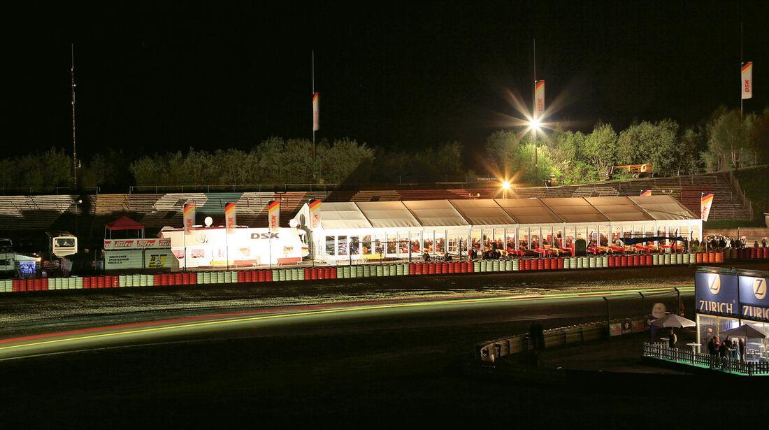 24h-Rennen Nürburgring, Partyzelt