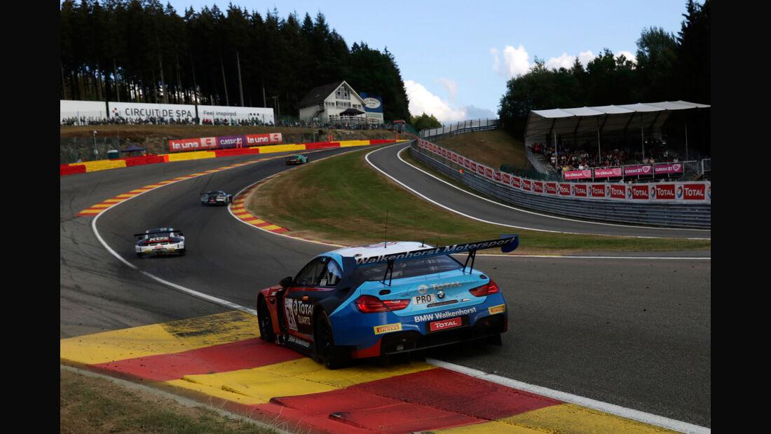 24h-Rennen Spa 2018 - BMW M6 GT3 - Motorsport