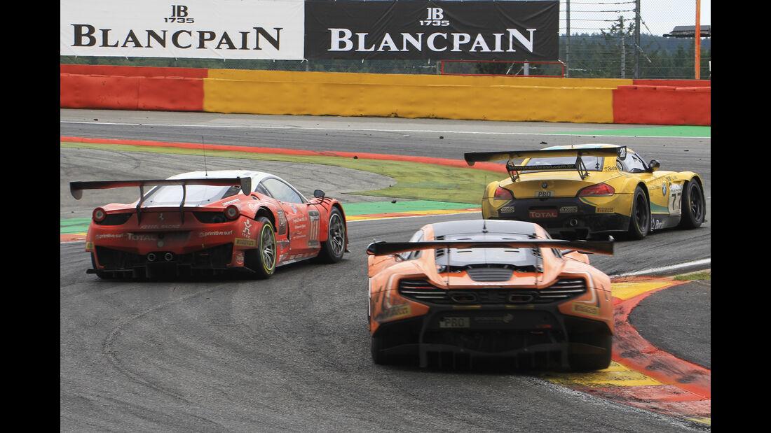 24h-Rennen Spa-Francorchamps - 2015