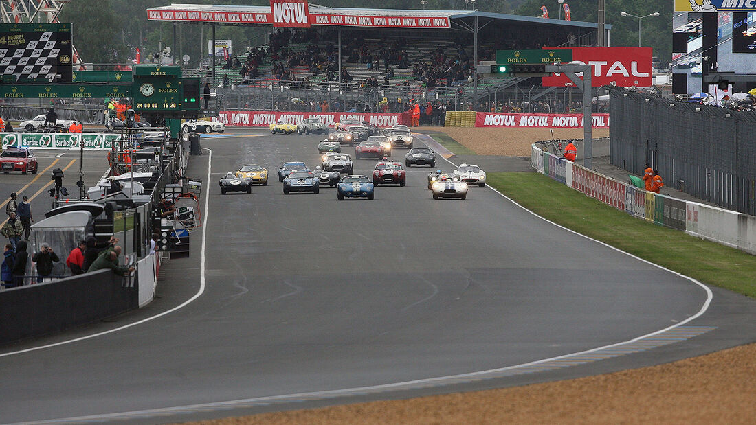 24h von Le Mans, Legends, mokla, 0613