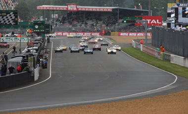 24h von Le Mans, Legends, mokla, 0613