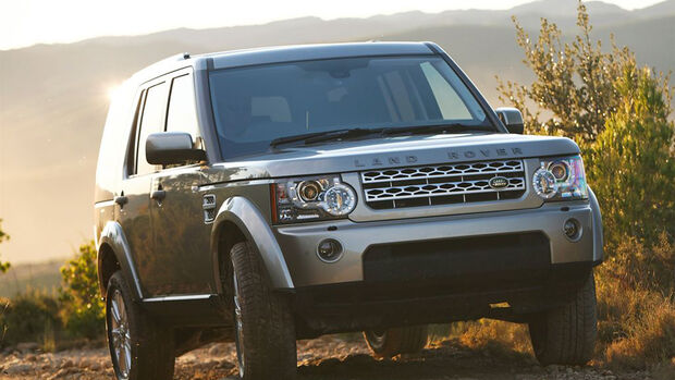 25 Jahre Land Rover Discovery, Discovery IV