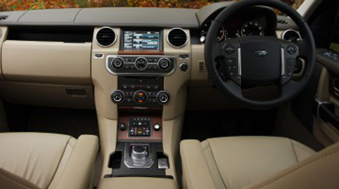25 Jahre Land Rover Discovery, Disovery IV