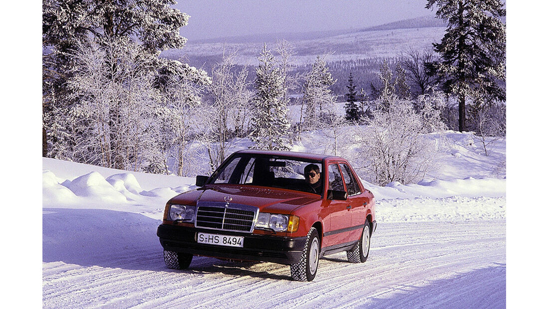 25 Jahre Mercedes-Benz W 124