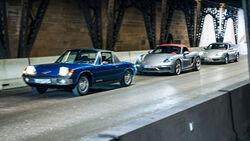 25 Jahre Porsche Boxster