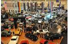 25 Jahre Techno-Classica, Messehalle, Austellung