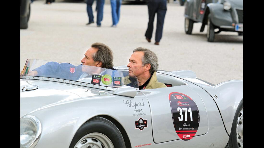 28. Mille Miglia storico Jacky Ickx Karl-Friedrich Scheufele