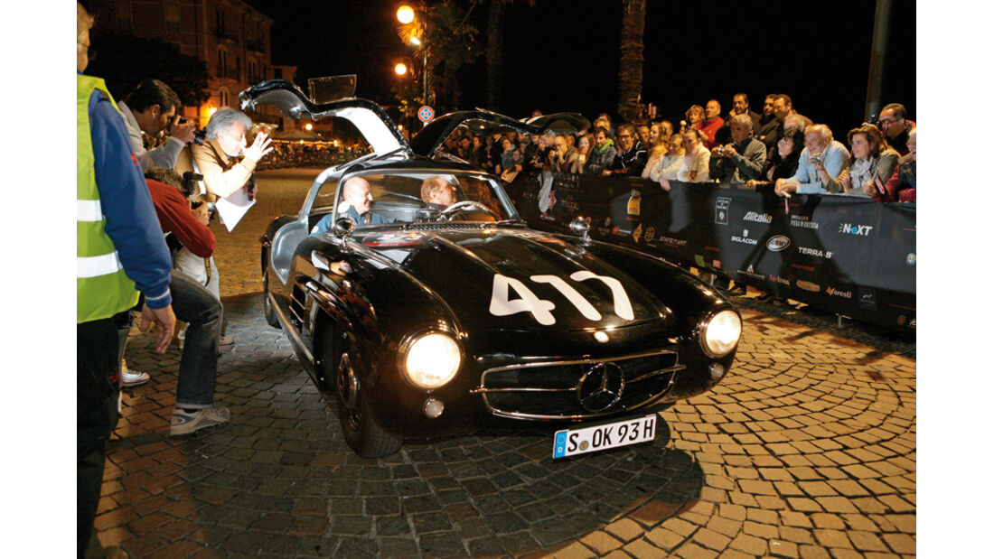 28. Mille Miglia storico Jochen Mass Miki Biasion