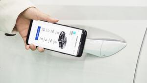 3/2019, Hyundai Smartphone Key