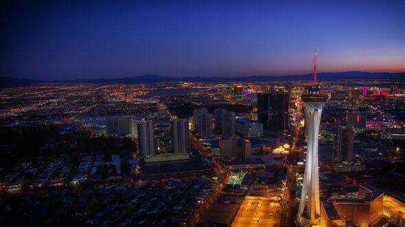 3/2019, Las Vegas