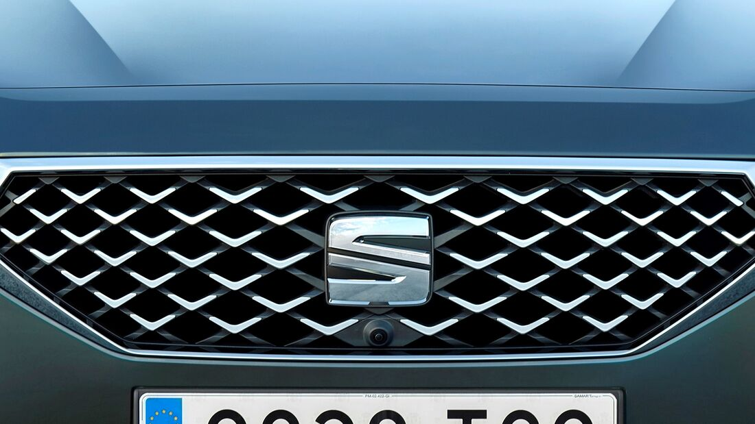 3/2020, SEAT Logo