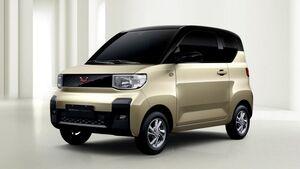 3/2020 Wuling Elektroauto