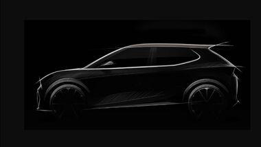 3/2021, Cupra MEB Entry Elektroauto