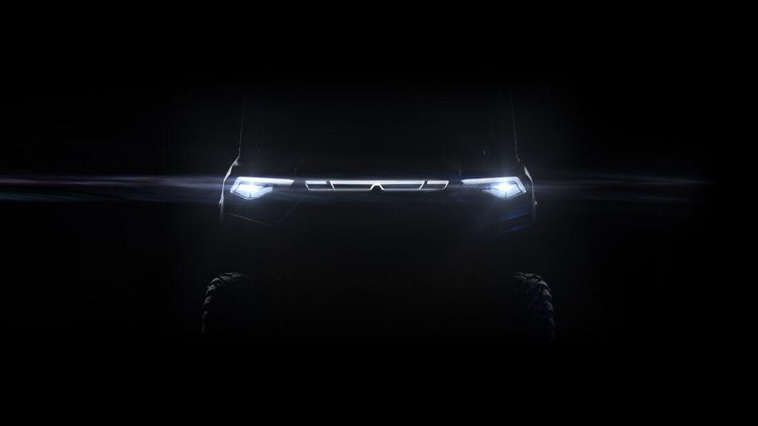 3/2021, Polaris Ranger Elektro