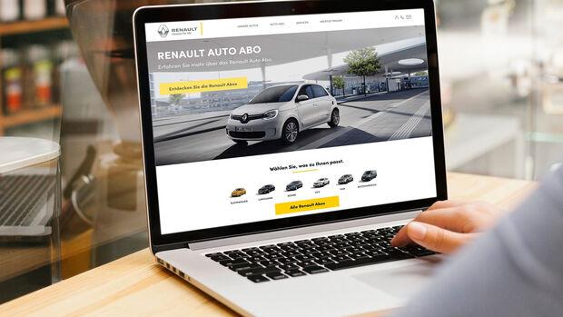 3/2021, Renault Auto Abo