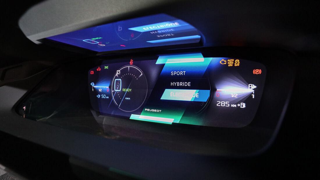 3/2021, Sperrfrist 18.03.2021: Peugeot 308