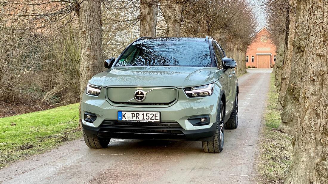 3/2021, Volvo Elektro Zukunft