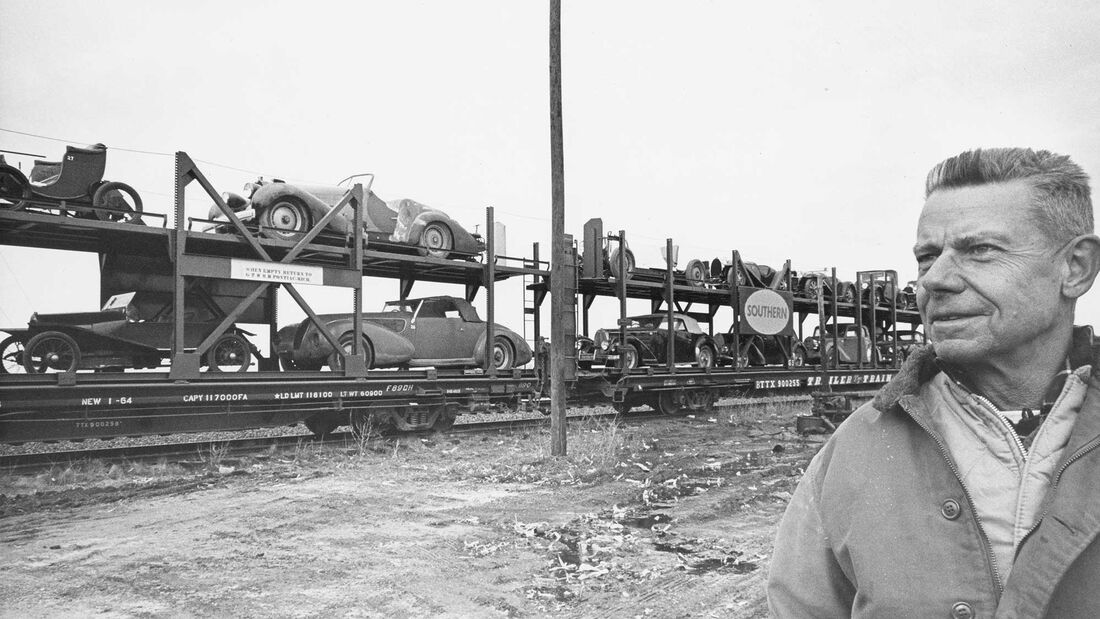 30 Bugatti Southern Railway