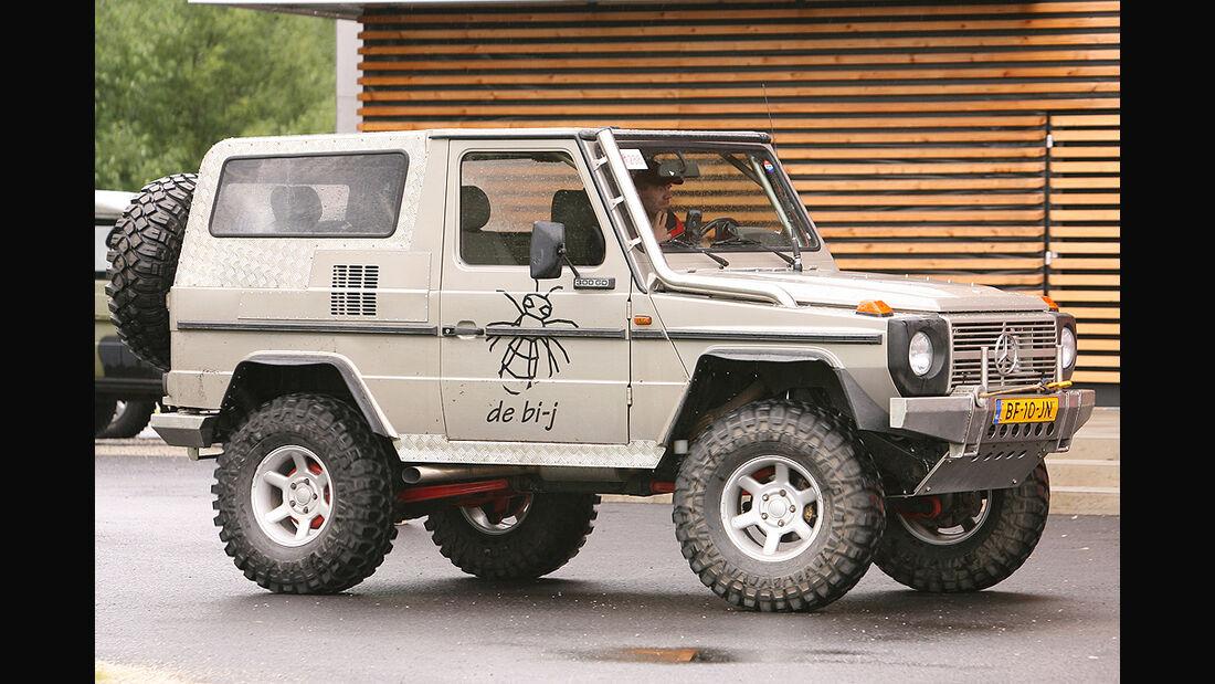 30 Jahre Mercedes G-Klasse