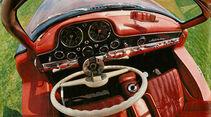 30 Jahre Motor Klassik, Titelgeschichte 01-1984, Mercedes 300 SL, BMW 507, Porsche 356 A Carrera GS