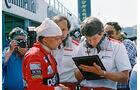 30 Jahre Partnerschaft HUGO BOSS & McLaren