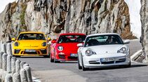 30 Jahre Porsche 911 GT3