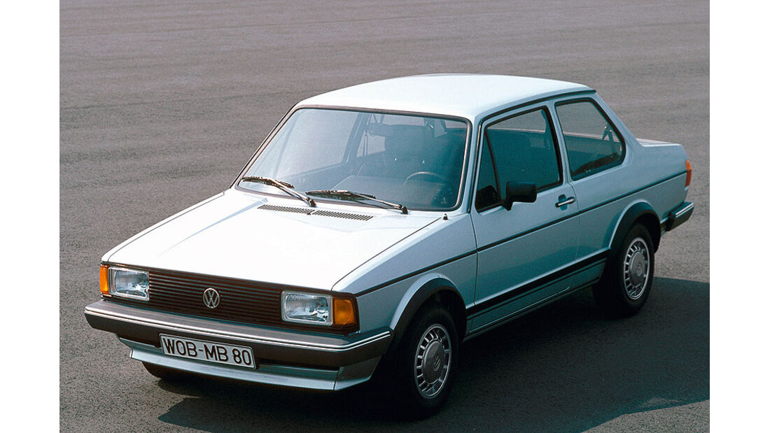 30 Jahre VW Jetta