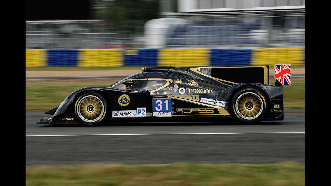 31-lmp2, 24h-Rennen LeMans 2012