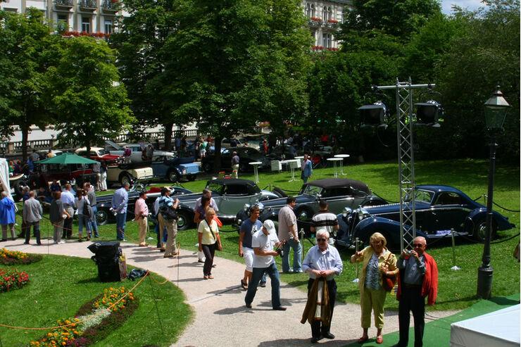 33. Baden-Badener Oldtimer-Meeting
