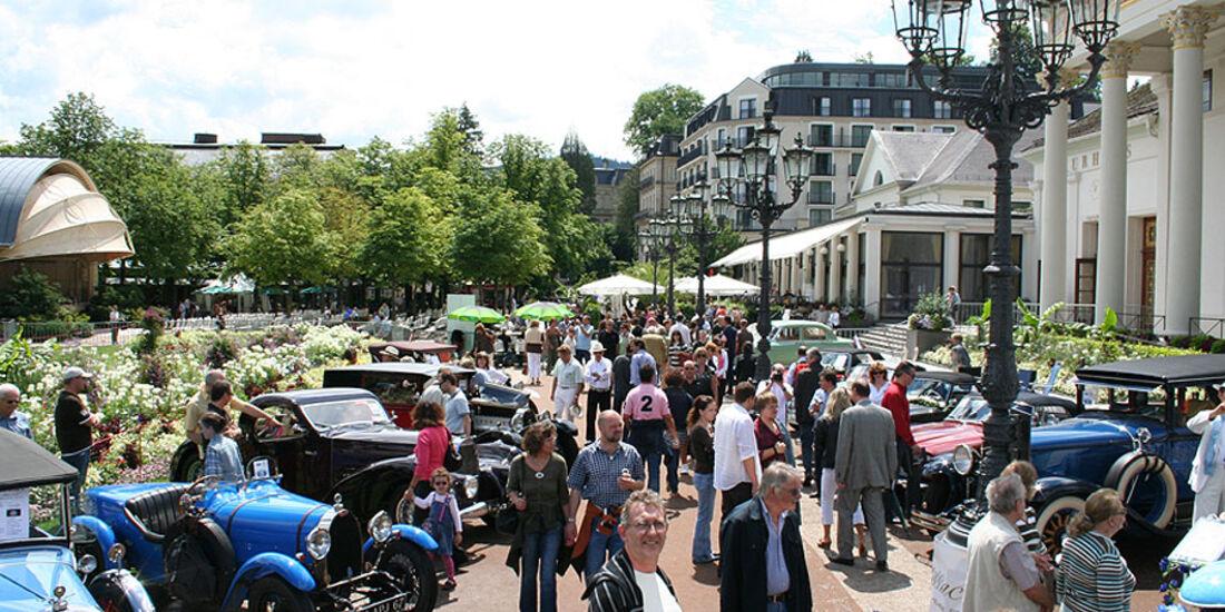 34. Oldtimer-Meeting Baden-Baden