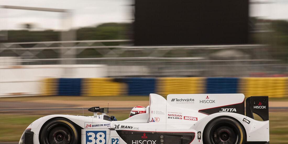 38-lmp2, 24h-Rennen LeMans 2012