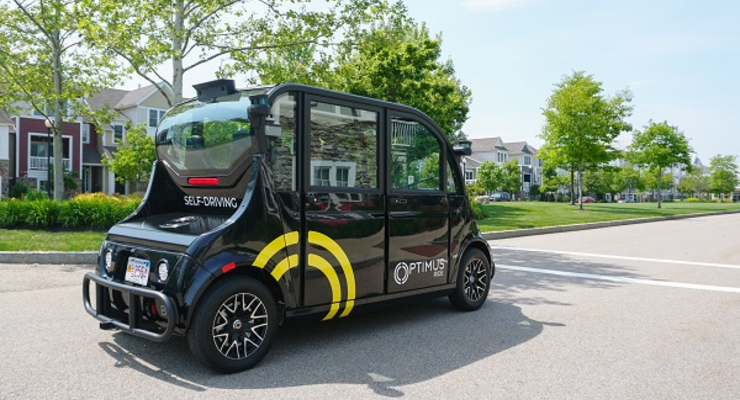 4/2019, Optimus Ride