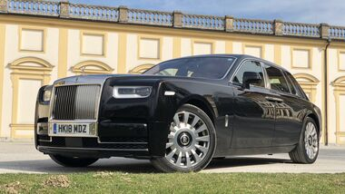 4/2019, Rolls-Royce Phantom 2019