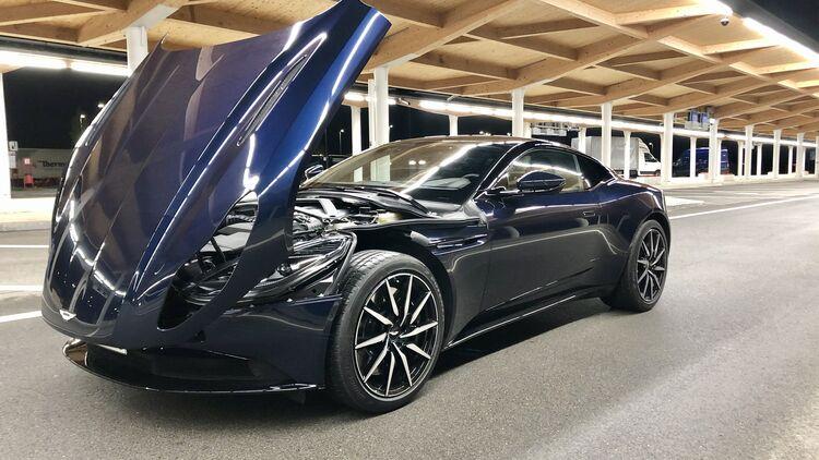 Mercedes Erhöht Aston Martin Beteiligung Auto Motor Und Sport