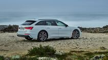4/2020, Audi A6 Avant 55 TFSI e Quattro