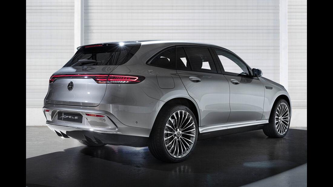 4/2020, Hofele Mercedes EQC