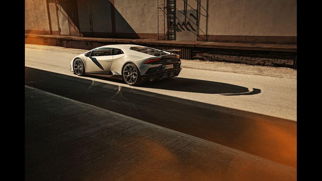 4/2020, Lamborghini Huracan Evo Novitec