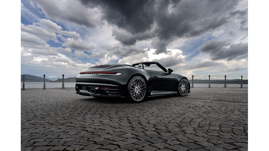 4/2020, Techart Porsche 911