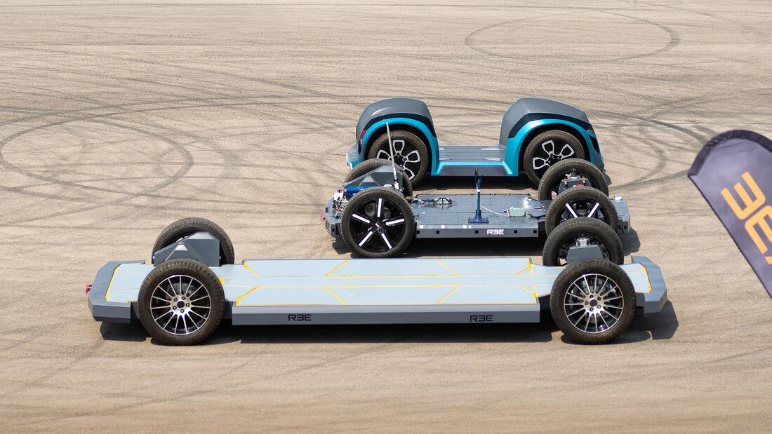 4/2021, REE Automotive